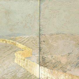 פרנסיס אליס, ״פרויקט עלה זהב, פלסטין-ישראל״, 2005 (דימוי באדיבות האמן)