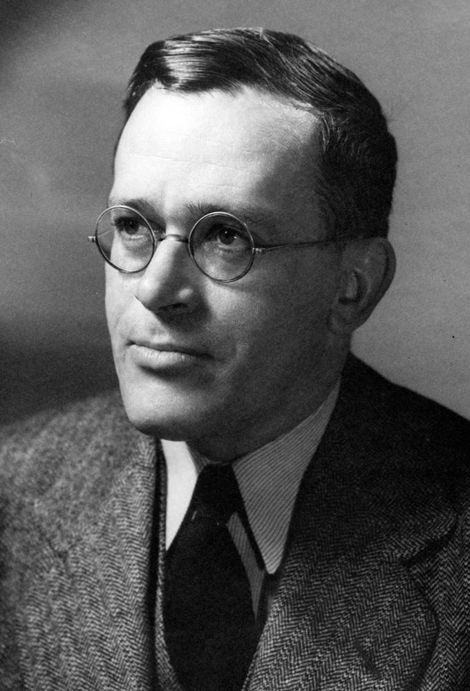 ריצ׳רד ויבר, 1948 (University of Chicago Photographic Archive, [apf1-08597], Special Collections Research Center, University of Chicago Library)