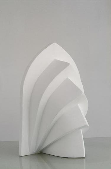 """נרדין סרוג'י, """"Arches"""", פסל, 2018"""